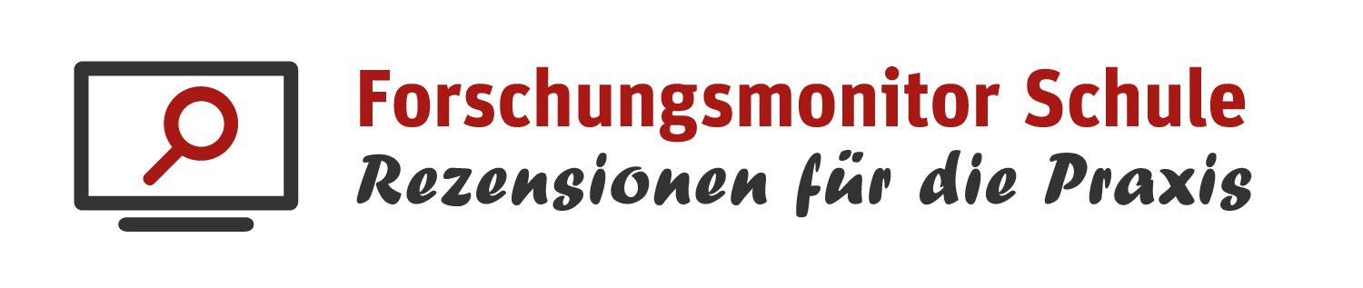 Logo Forschungsmonitor Schule (FMS)